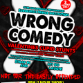 WRONG COMEDY - Valentine's Cupid Stunt