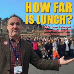 CF19: How Far is Lunch?